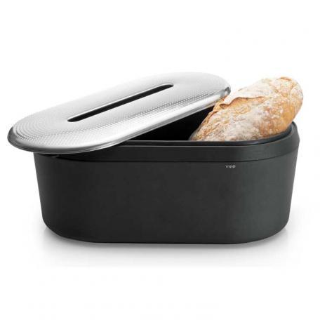 Brödbox svart