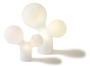 Innolux-Double Bubble- golvlampa