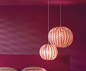 Missoni Home Bubble Lampa Jarris