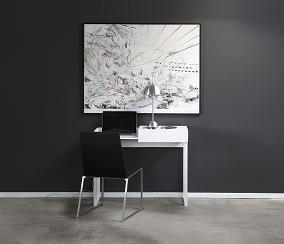 A2-Hidden Laptop Desk