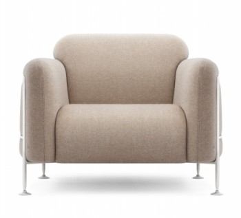 Massproductions Mega 3-seater-sofa