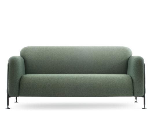 Missoni Home 3 Seat Sofa Gravita: Massproductions Mega 3-seater-sofa