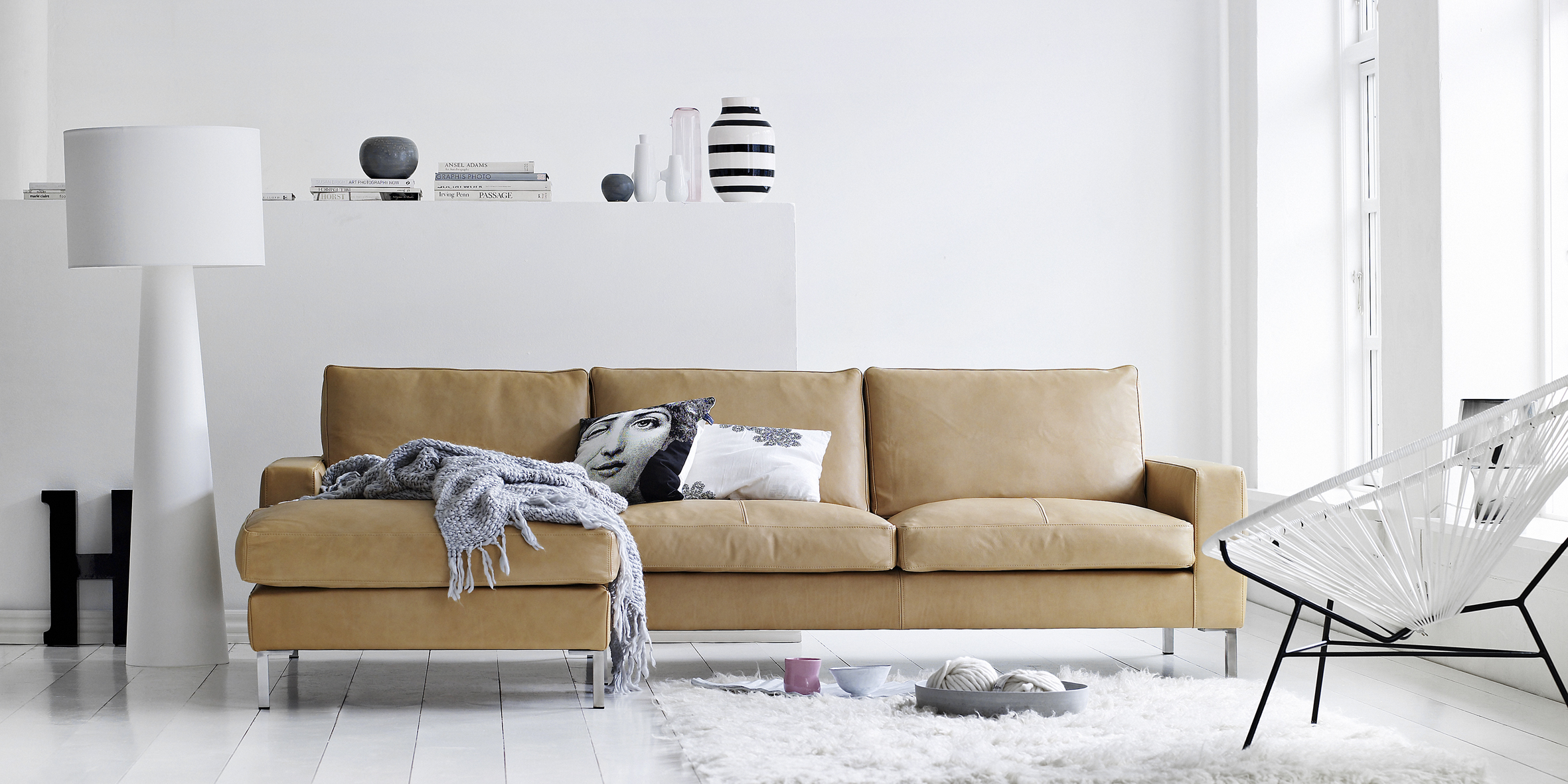 Designbutiken Eilersen Soffa Odense Med Schäslong