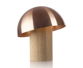 Zero lampa Wood