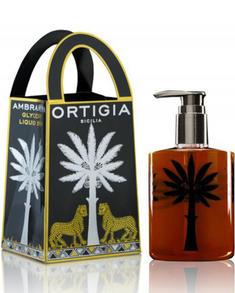 Ortiga flytande tvål Ambra Nera