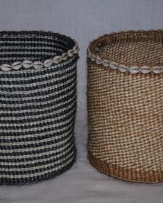 African Tribal -sisal korgar