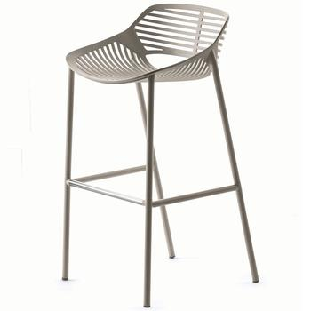 Fast Design-Niwa Barstol, lågt ryggstöd