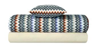 Missoni Home Ned påslakan