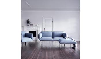 Woud-lounge-fåtölj , Nakki