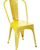 Tolix A stol, 2-pack, klarlackad
