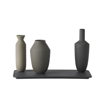 Muuto-Balance Vase - vas ,set om 3