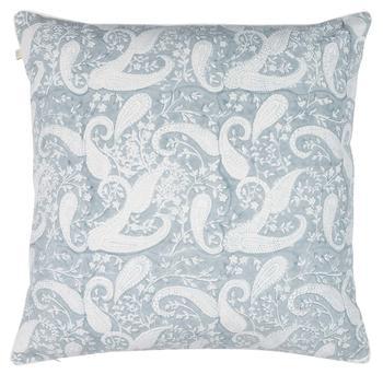 Chamois -Priya-kuddfodral-kasmir blå