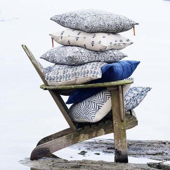 Chamois -Fairytale -Meadow -kuddfodral