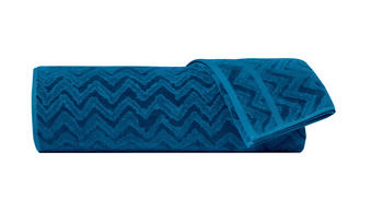 Missoni home handduk Rex 50 - blue, 3 storlekar