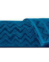 Missoni home handduk Rex 50 - blue