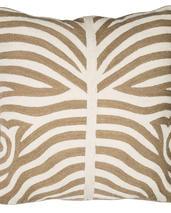 Chamois- Zebra - kuddfodral