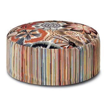 Missoni home Omdurman ottoman