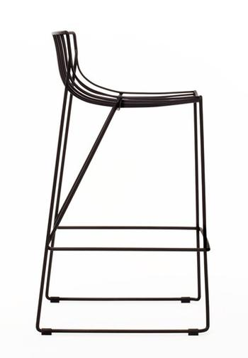 Massproductions-Tio Chair-barstol 65 cm
