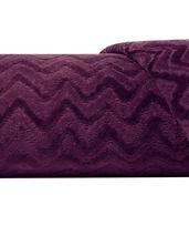 Missoni home handduk Rex 49 - aubergine