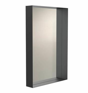 Frost-Spegel m hyllram ,4128