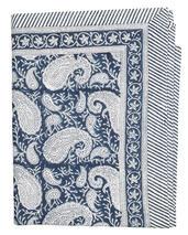 Chamois-paisley-duk 150x230 cm