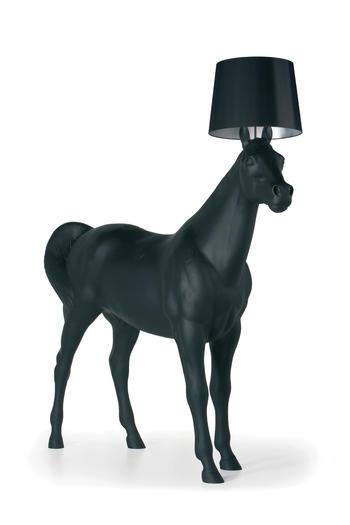 Moooi-Horse lamp