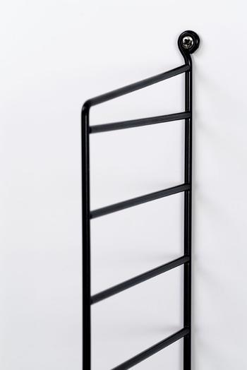 String gavel golv, 85x 30 cm, 2-pack