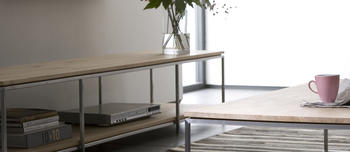 Ethnicraft-Thin coffetable -soffbord