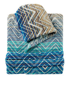 NEW 2017- Missoni home morgonrock Tolomeo 170 blå
