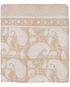 chamois-paisley-gold-duk-170x270-cm